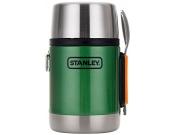 Термос харчовий Stanley з ложкою, 0.5, Стенли (6939236317818)