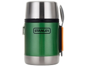 Термос пищевой Stanley с ложкой, 0.5, Стенли (6939236317818)