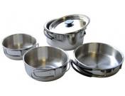 Набор посуды Кемпинг 010008, Kemping (4820152611192)
