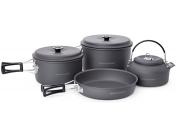 Набір посуду Кемпінг Максимум Z06004-11, Kemping (4820152611154)