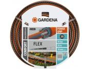 """Шланг садовый поливочный Gardena Flex Comfort, 3/4"""", 25, Гардена (18053-20.000.00)"""