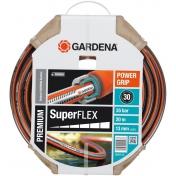 "Шланг садовий поливальний Gardena SuperFLEX, 1/2"", 50"