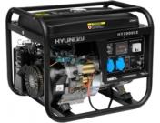 Профессиональный генератор Hyundai HY 7000LE, Хюндай (HY 7000LE)