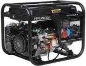 Профессиональный генератор Hyundai HY 7000LE-3, Хюндай (HY 7000LE-3)