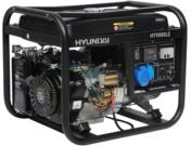 Профессиональный генератор Hyundai HY 9000LE, Хюндай (HY 9000LE)