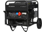 Профессиональный генератор Hyundai HY 12000LE-3, Хюндай (HY 12000LE-3)