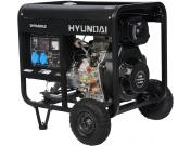 Дизельный генератор Hyundai DHY 6000LE, Хюндай (DHY 6000LE)