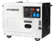 Дизельний генератор Hyundai DHY 6000SE, Хюндай (DHY 6000SE)