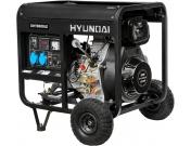 Дизельный генератор Hyundai DHY 8000LE, Хюндай (DHY 8000LE)