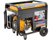 Бензиновый генератор Sadko GPS-6500EF, Садко (GPS-6500EF)