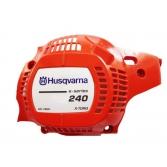 Крышка стартера для бензопил Husqvarna 230, 235, 236, 240, Хускварна (5450637-01)