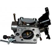 Карбюратор Zama C1M-EL37 для бензопил Husqvarna 445, 450, Jonsered CS2245, 2250, McCulloch CS450, Хускварна (5064504-01)