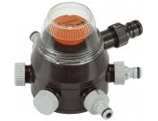 Розподілювач води автоматичний Gardena, 6 каналів, Гардена (01198-29.000.00)