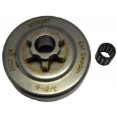 Барабан сцепления для бензопил Husqvarna, Jonsered, Хускварна (5038222-71)