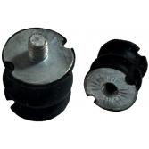 Виброизолятор для бензопил, бензорезов Husqvarna, Jonsered, Хускварна (5012697-04)