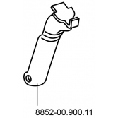 Курок газу до турботриммерів Gardena ProCut 1000, Гардена (5747298-01)