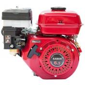 Двигун бензиновий Saber 168OB з фільтром в масляній ванні