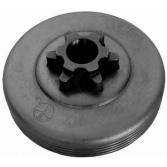"""Барабан сцепления 3/8""""x6 для бензопил Partner P340 S, P350 S, P360 S, Хускварна (5747185-01)"""