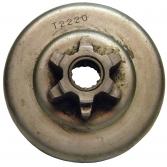 "Барабан сцепления 3/8""x6 для бензопил Husqvarna T435, Хускварна (5230826-01)"