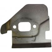 Пластина глушителя для бензопил Husqvarna, Jonsered, McCulloch, Хускварна (5013231-01)