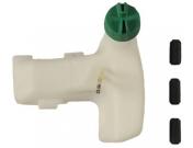 Бак топливный для мотокос Husqvarna 124, 128, Хускварна (5451808-70)