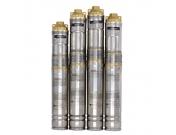 Насос для свердловин Sprut QGDа 1,8-50-0.5kW + пульт, Спрут (142160)