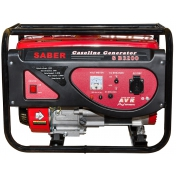 Бензиновий генератор Saber SB3200