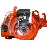 Двигун D41 у зборі до бензопил Husqvarna 435, 440, Хускварна (75440095)