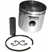 Поршень D34 для мотокос Oleo-Mac Sparta 25, 26, Efco Stark 25, 26, Олео-Мак (4161030B)