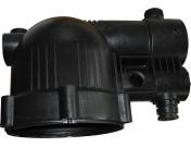 Крышка для насосов Gardena 4000/4i ep, 4000/4 LCD, 4000/5i ep, 4000/5 LCD, 5000/4 ep, 5000/5 LCD, Гардена (5204069-01)