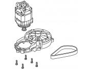 Електродвигун у зборі до газонокосарки Gardena Power Max 36E, Гардена (5796575-01)