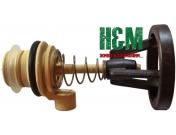 Обратный клапан для погружных насосов Gardena 6000/5, Гардена (5227722-01)