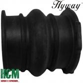 Колено боковое Hyway для бензорезов Stihl TS 700, 800, Хивей (MA000012)