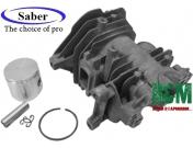 Поршневая Saber D38 для бензопил Oleo-Mac 937, GS 370, Efco 137, Сабер (61-064)