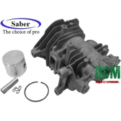 Поршнева Saber D38 до бензопил Oleo-Mac 937, GS 370, Efco 137