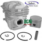 Поршневая Saber D45 для бензопил Oleo-Mac 952, Efco 152, Сабер (61-063)