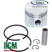 Поршень Saber D45 для бензопил Oleo-Mac 952, Efco 152