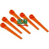 Ножи для турботриммеров Gardena AccuCut, ComfortCut, EasyCut, Гардена (5205513-01)