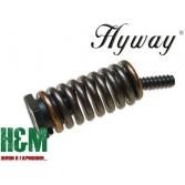 Виброизолятор Hyway для бензопил Husqvarna 340, 345, 346, 350, 351, 353, 357, 359, 455, 460, Хивей (AB000023)