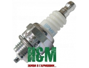 Свеча зажигания NGK BPMR7A для бензопил Stihl MS 170, 180, 210, 230, 250, НГК (00004007000)