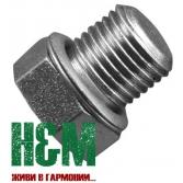 Заглушка декомпрессионного отверстия для мотокос Husqvarna 343, 345, Хускварна (5035522-01)