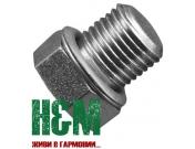 Заглушка декомпресійного отвору до бензорізів Husqvarna 268K, 272K, 371K, 375K, K650, K750, K760, Китай (503552201)
