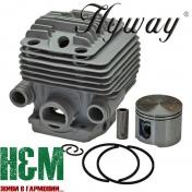 Поршневая Hyway D56 Nikasil для бензорезов Stihl TS 700, 800