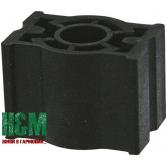 Резиновый буфер Hemogum для мотокос Stihl FS 300, 310, 350, 400, 450, 480, Хемогум (81-017)