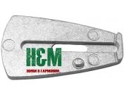 Натяжитель цепи для электропил Partner 1900, 2200, McCulloch 1900, 2200, Хускварна (5382434-76)