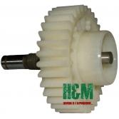 Шестерня ведущая для электропил Partner 1900, 2200, McCulloch 1900, 2200, Хускварна (5382434-51)