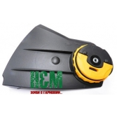 Крышка натяжителя цепи для электропил Partner 1900, 2200, McCulloch 1900, 2200, Хускварна (5382434-77)