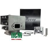 Поршнева Hyway D46 Nikasil до мотооприскувачів Stihl SR 400, 420, Хивей (CK000079)