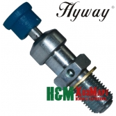 Декомпрессионный клапан Hyway для бензопил, бензорезов Husqvarna 3120, 3122, K950, K960, K970, K1250, K1260, Хивей (VA000004)