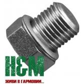 Заглушка декомпрессионного отверстия для мотокос Husqvarna 343, 345, Китай (503552201)